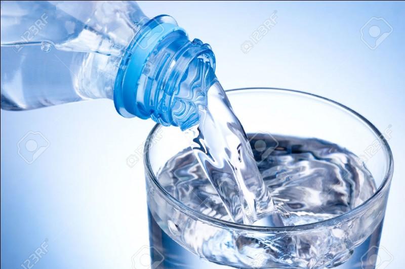 """Comment dit-on """"l'eau"""" en anglais ?"""