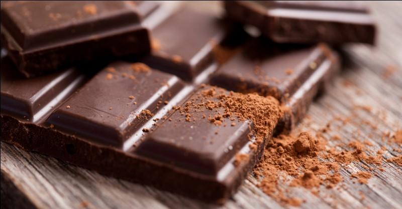 """Comment dit-on """"le chocolat"""" en anglais ?"""