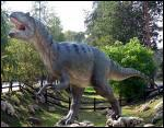 Comment appelle-t-on ce dinosaure ?