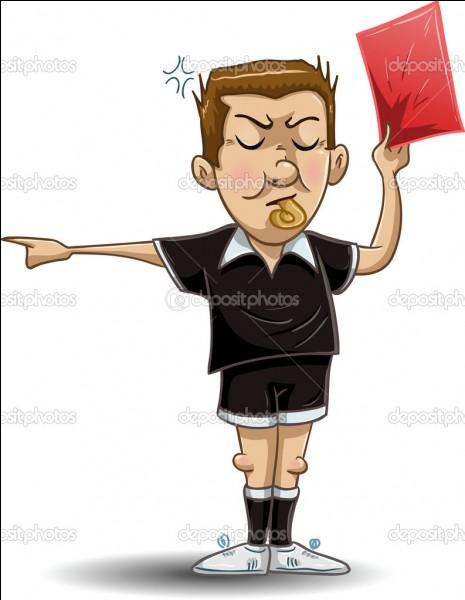 Qu'est-ce qu'un carton rouge ?