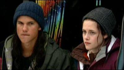 Où se trouve Bella et Jacob ?