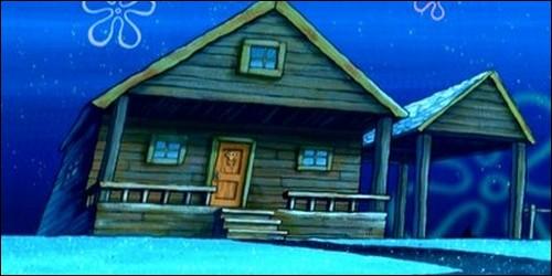 Qui vit dans cette maison ?