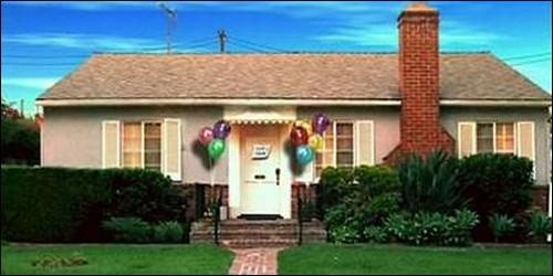 Comment s'appelle qui vit dans cette maison ?