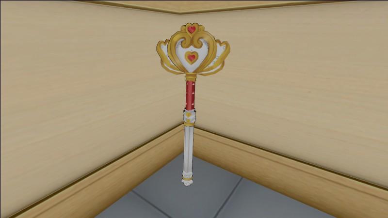 De quel animé japonais vient cette arme ?