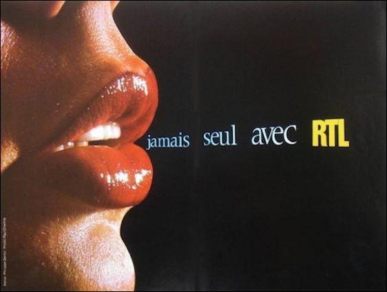 En quelle année naît RTL ?