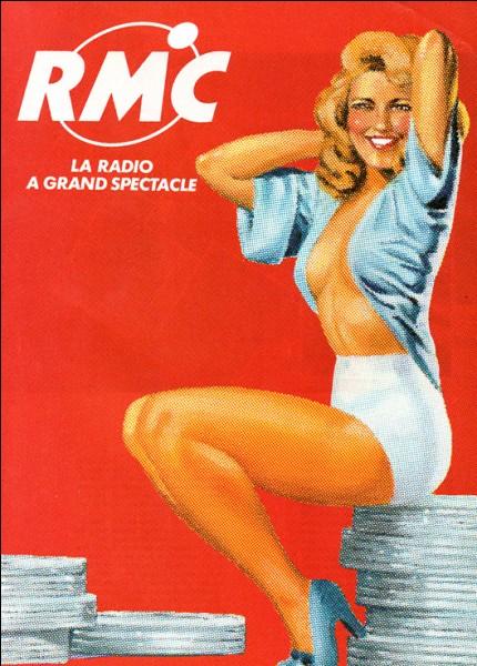 RMC était à sa création, une radio...