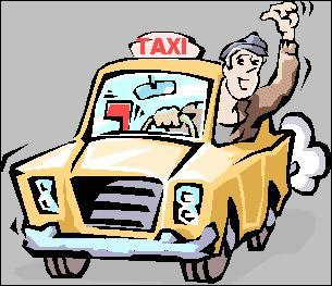 Taxi ! Ici !