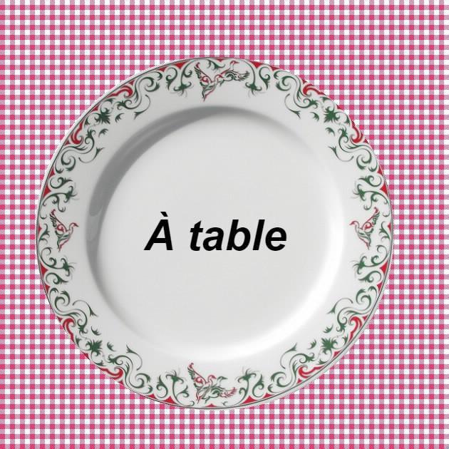 Vous prendrez un plat du jour ?