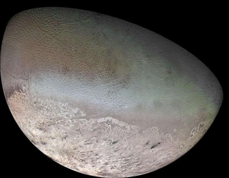 Triton est le corps le plus chaud du Système solaire.