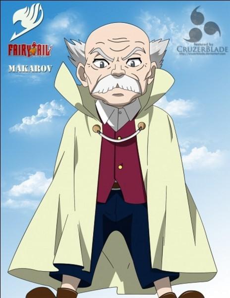 Quel est le nom de famille du maître de Fairy Tail ?