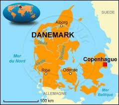 Le Danemark est entré dans l'Union Européenne le 1er janvier 1973.