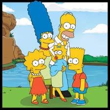 La famille Simpson a deux enfants : Bart et Lisa.