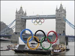 Combien de fois au total la ville de Londres a-t-elle accueilli les Jeux olympiques ?