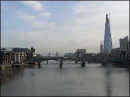 Comment s'appelle le fleuve qui traverse la ville de Londres ?