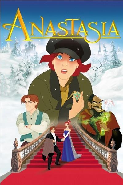 """Dans ces chansons, laquelle est dans le film """"Anastasia"""" ?"""