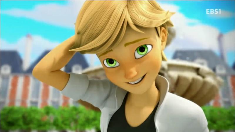 Marinette est amoureuse d'un garçon de sa classe, qui est-ce ?