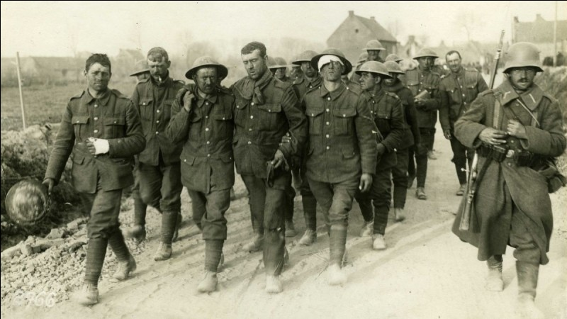 En quelle année la Première Guerre mondiale a-t-elle commencé ?