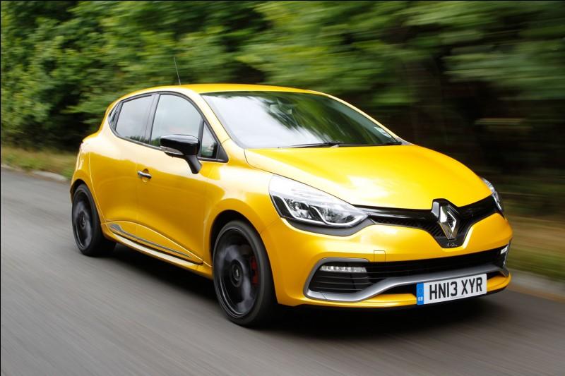 Renault est un constructeur automobile...