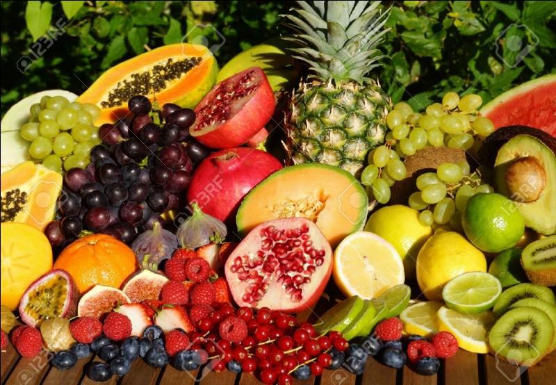 Quel fruit a empoisonné la pauvre Blanche-Neige ?