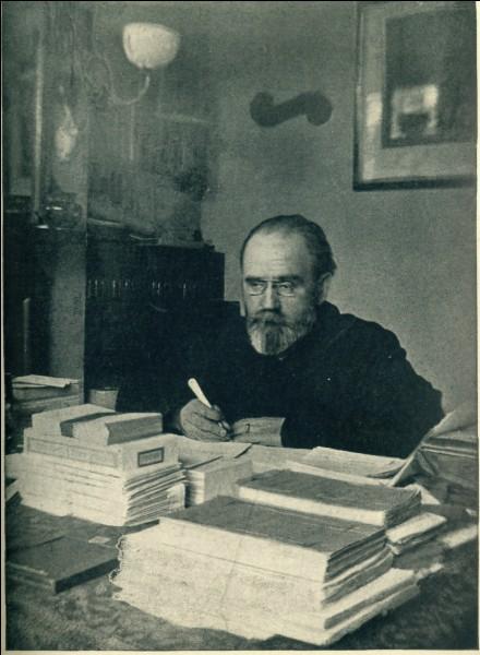 Qui était Emile Zola ?