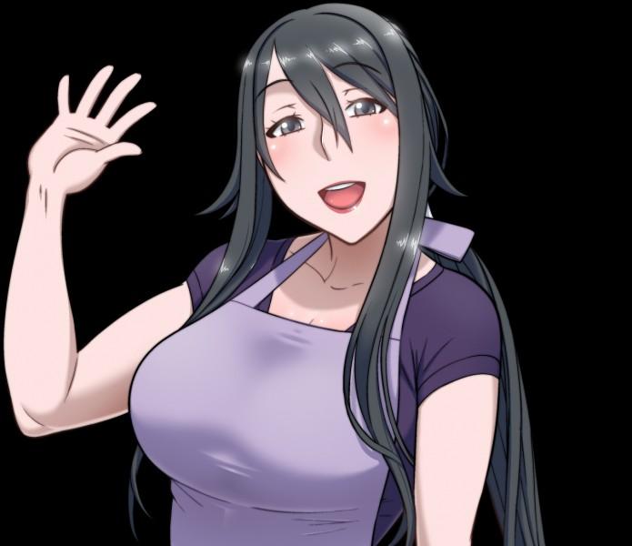 La mère d'Ayano est...