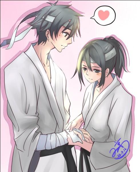 Qui est amoureux d'Ayano ?
