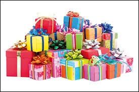 Quel cadeau d'anniversaire préfèrerais-tu avoir ?