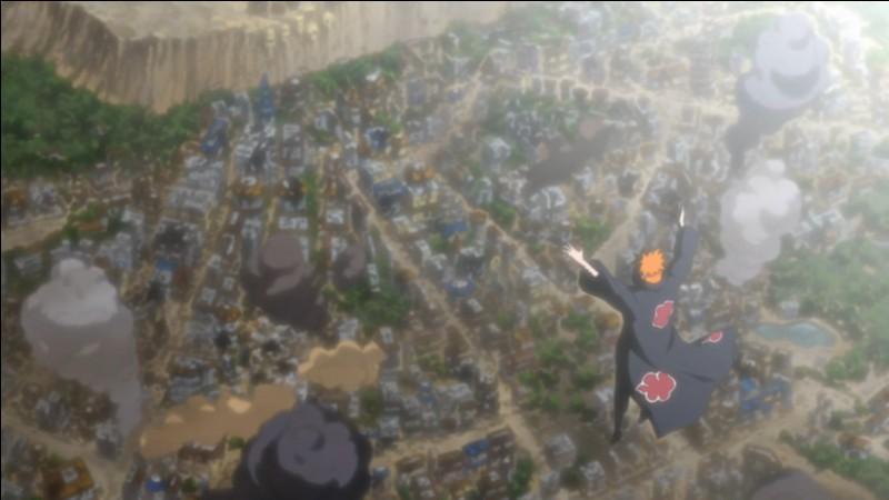 Qui a détruit Konoha ?