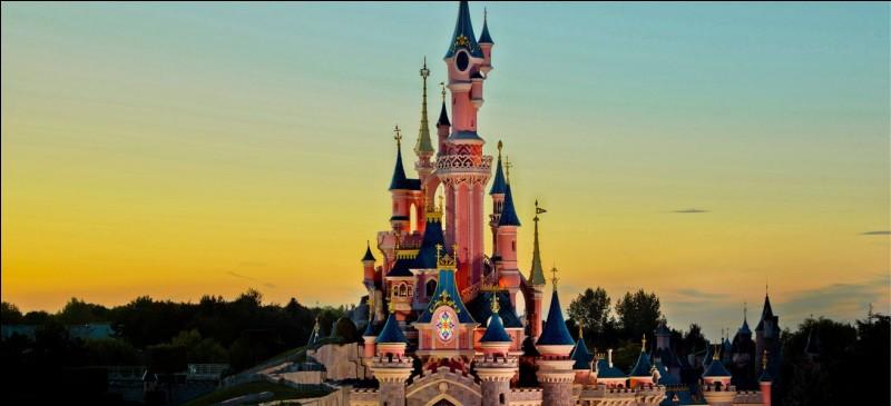 Quel âge a Disneyland Paris (en 2017) ?