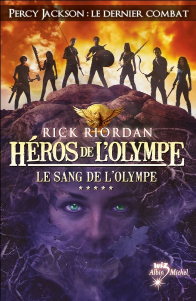 Qui sont les héros de l'Olympe ?