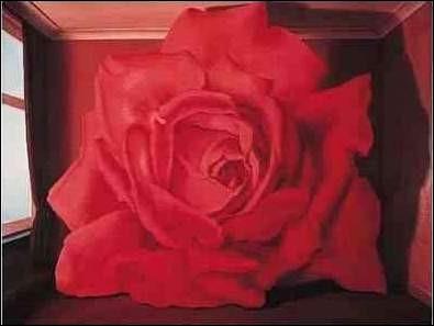 """Voici """"Le tombeau des lutteurs"""" de Salvador Dali :"""