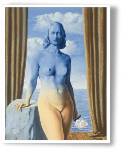 """Cette toile est """"Léda atomica"""" de Dali :"""
