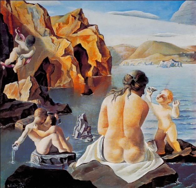 """""""Vénus et amour"""" est une peinture de Dali :"""