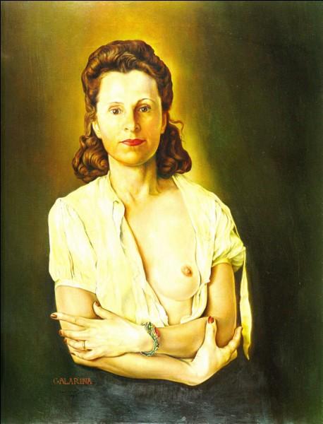 Quand Dali connût Gala qui devint sa femme et sa muse, elle était l'épouse de Paul Eluard :
