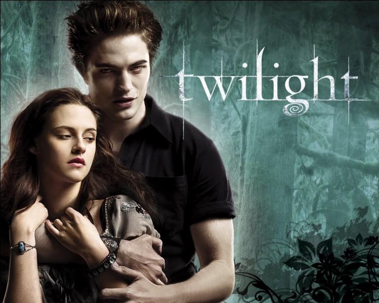 """Quel monstre peut-on voir dans la célèbre saga """"Twilight"""" ?"""