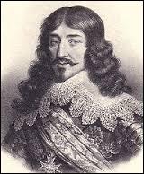 Le roi Louis XIII est mort en 1643.