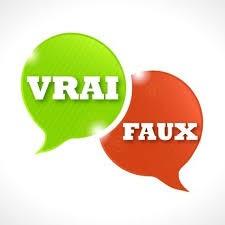 Culture générale : vrai ou faux ? (9)