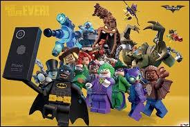 Lequel de ces personnages n'apparaît pas sur la photo ?