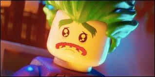 Qu'est-ce qui met le Joker dans un état pareil ?