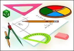Toujours en mathématique, lorsqu'un angle a une mesure de 30°, on dit que c'est un ...