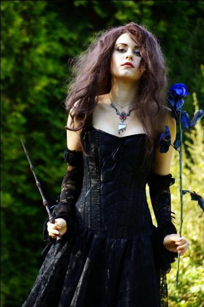 Film - De quoi Molly Weasley traite-t-elle Bellatrix avant de la tuer ?