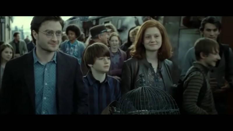 Comment les enfants de Ron Weasley et Hermione Granger-Weasley s'appellent-ils ?