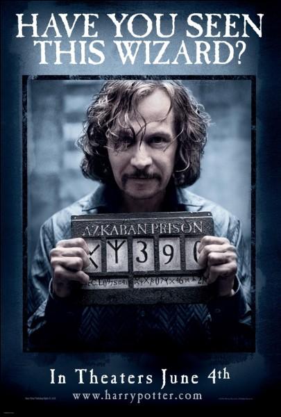 Quel lien de parenté Sirius a-t-il avec Harry ?