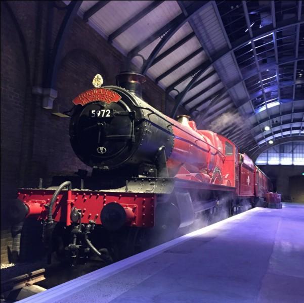 Dans quel(s) tome(s) Harry ne prend-il pas le Poudlard Express ?