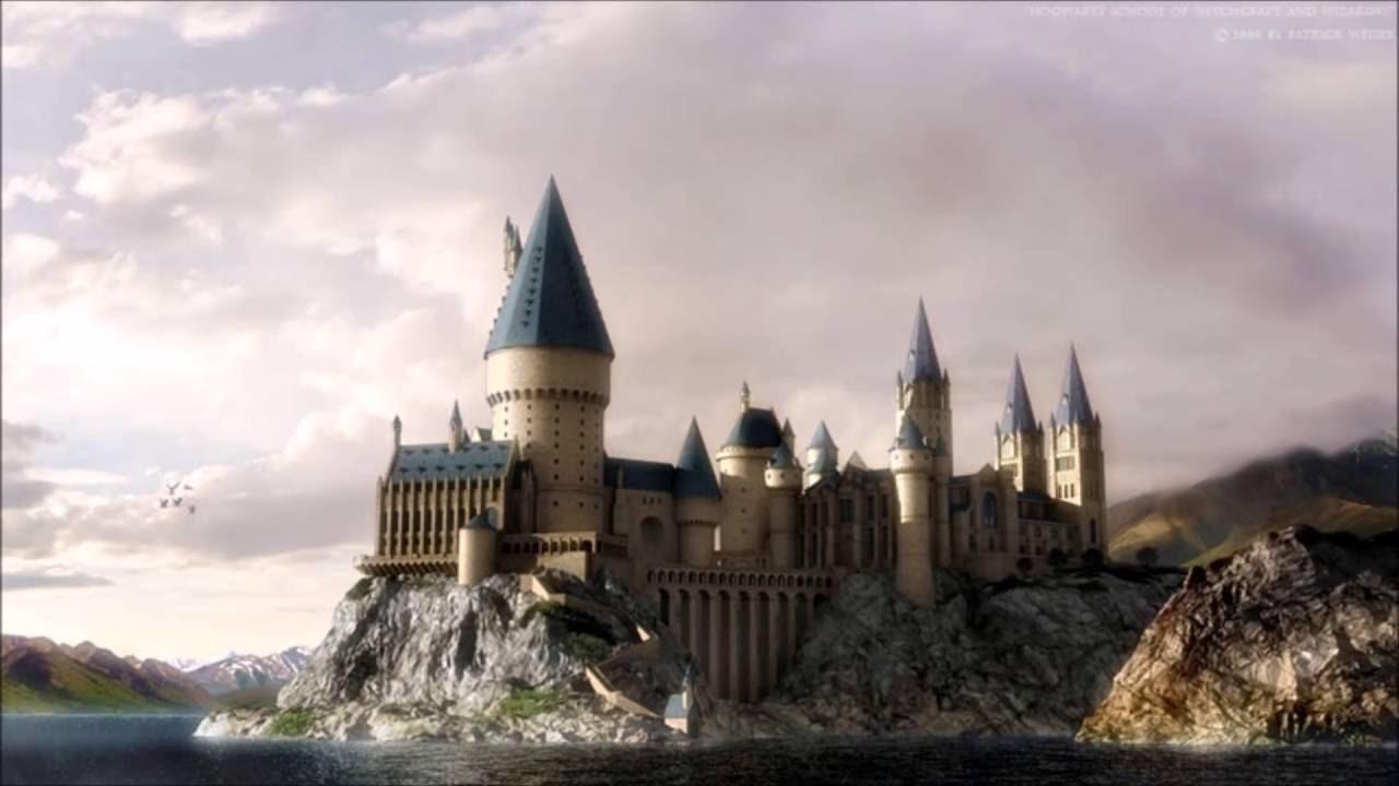Harry Potter du 1 au 8