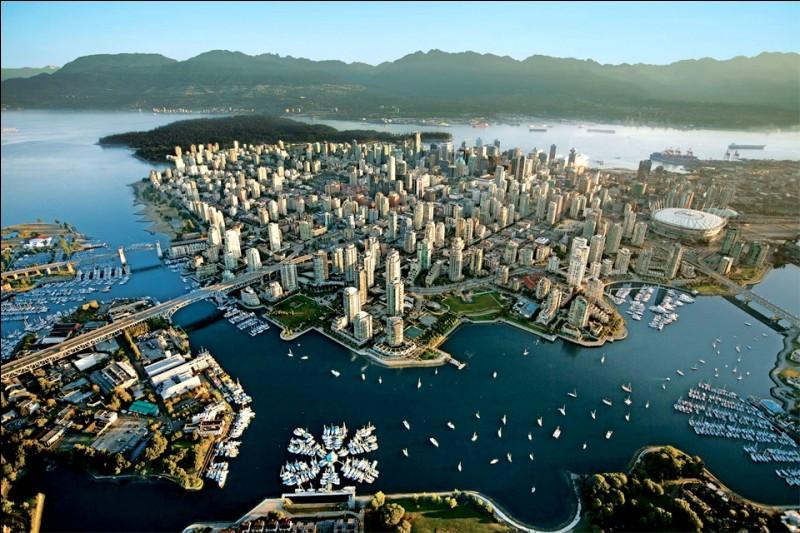 """Quelle chanteuse a interprété """"Vancouver"""" ?"""