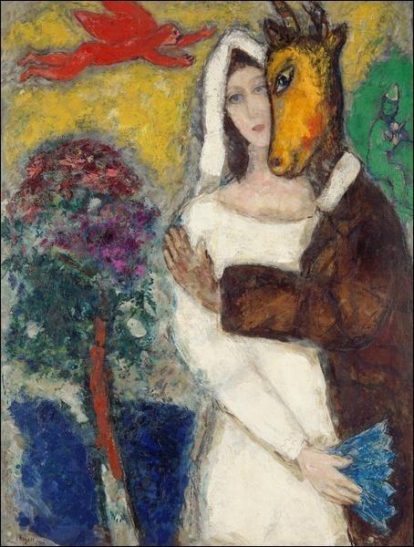Vrai ou faux - Marc Chagall