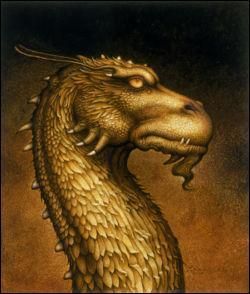 Vous voyez ce grand dragon doré ? Comment s'appelle-t-il ?