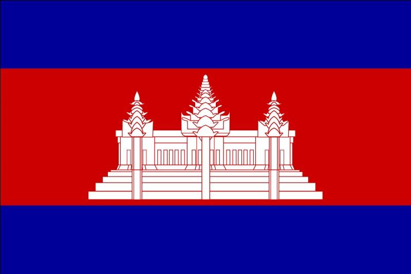 Citez le nom du pays représenté par ce drapeau.
