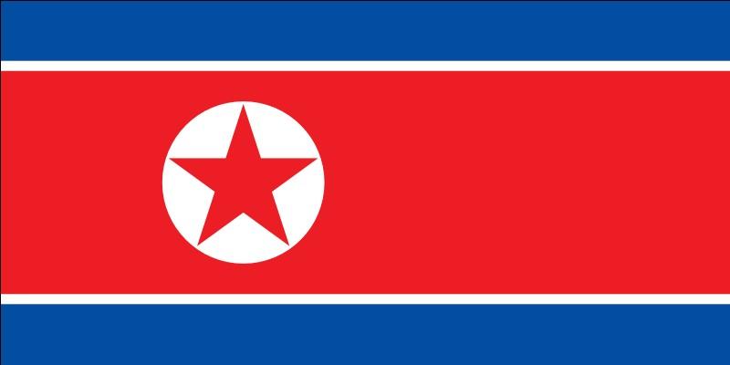 Citez le nom du pays correspondant à ce drapeau.